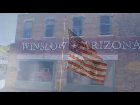 Winslow Arizona US Route 66 - Take it Easy