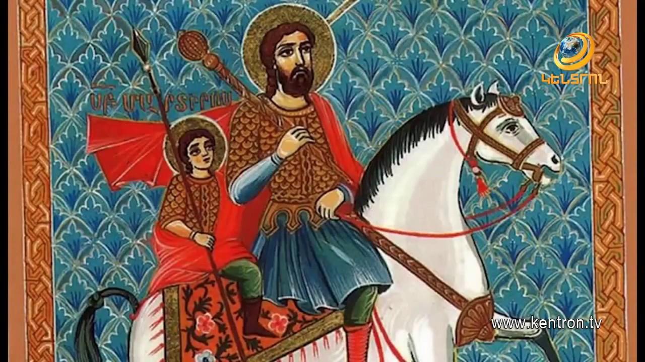Սուրբ Սարգսի տոնին ընդառաջ.Աղոթք, քայլերթ, զինվորների պարգեւատրում(Տեսանյութ)