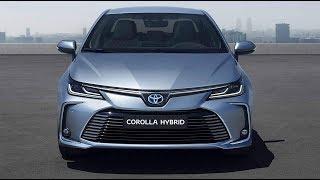 Novo Corolla 2020 Híbrido Flex (Brasil): consumo, detalhes e lançamento - www.car.blog.br