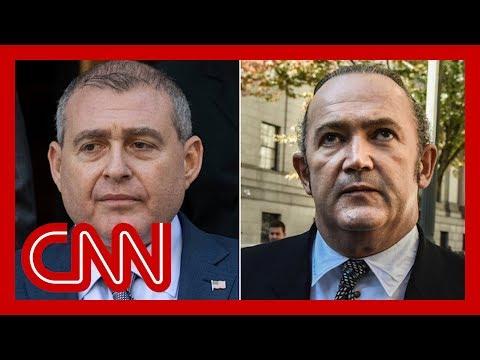 Ukraine gas executive says Giuliani associates boasted of US government ties