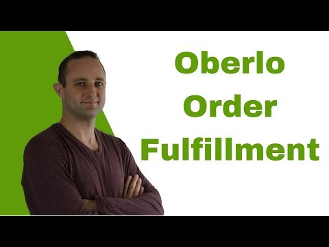 How Oberlo Works with Shopify & Aliexpress (Actual Order Demo)