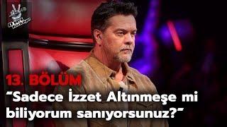 Beyaz jüriye çattı! | O Ses Türkiye 2018