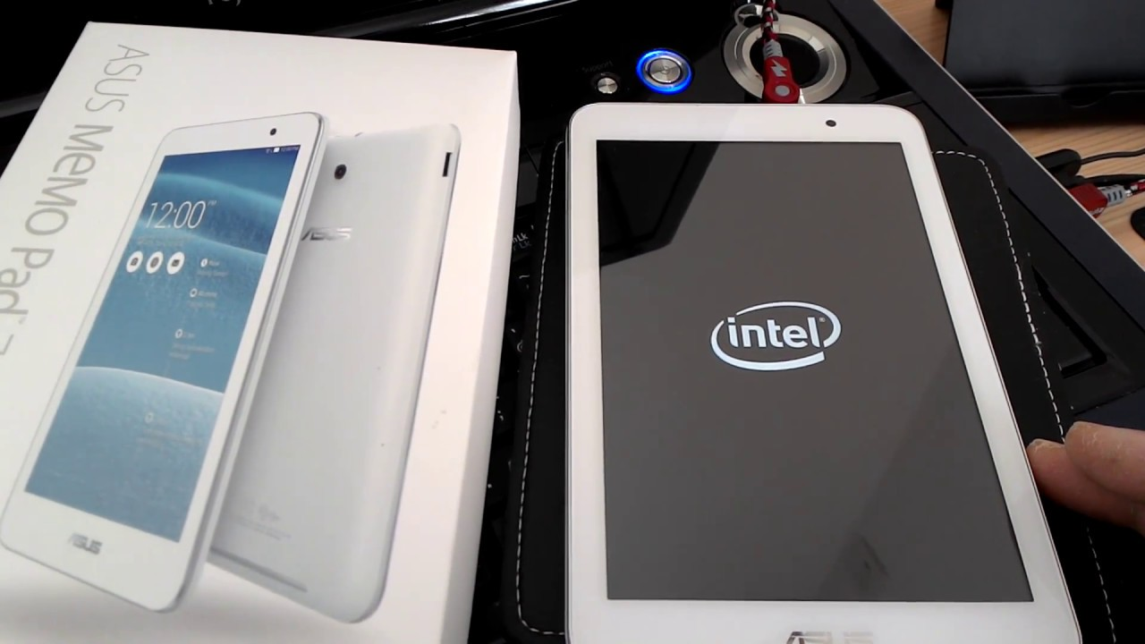 ASUS MeMo Pad 7 ( K013 )( ME176C2 )     Intel logo, Red TWRP, Android  Bootanimation, SuperSU