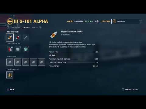 ALPHA SHIPS World Of Warships Legends PS4