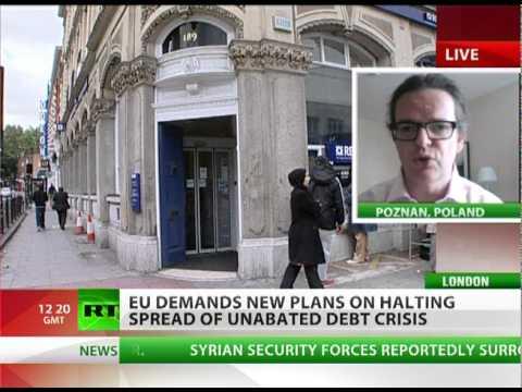 'Euro Needs Serious Surgery, Not Pills & Plasters'