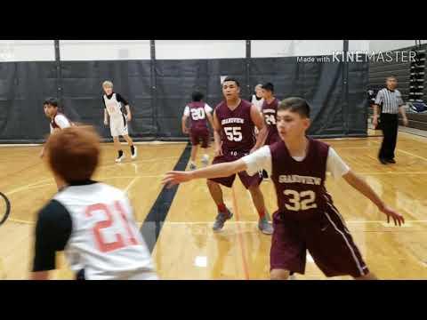 2018 Zillah Middle School 8th Grade Zillah vs Grandview