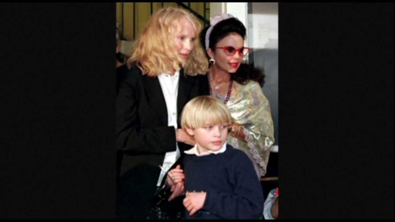 Dylan Farrow Images >> Actress Mia Farrow Says Frank Sinatra Could Be Father Of Her Son - YouTube