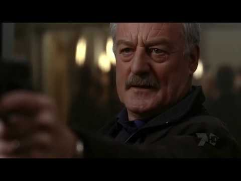 Bernard Hill being a badass