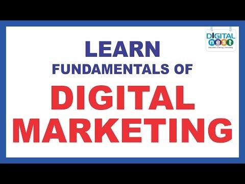 Digital Marketing Tutorial for Beginners Online course