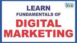 Digital Marketing Tutorial for Beginners Online course | Digital nest