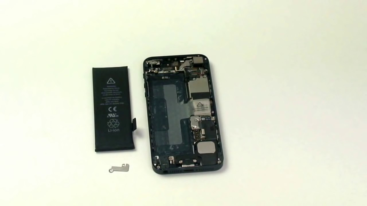 take apart iphone 5 how to take apart the iphone 5 4514