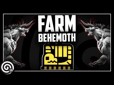 Farm Behemoth SOLO!? | Monster Hunter World