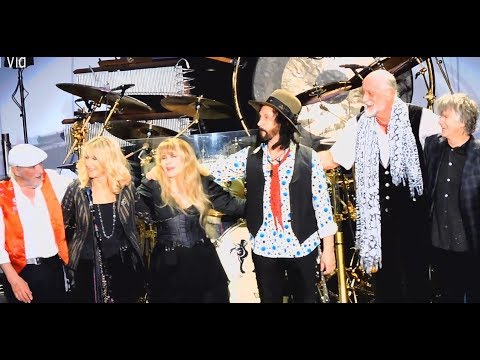 Fleetwood Mac Live 2018 Go Your Own Way, Free Fallin', Don't Stop Live