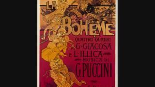 Carlo Bergonzi & Ettore Bastianini. O Mimì tu piu non torni. La Bohème. Giacomo Puccini.
