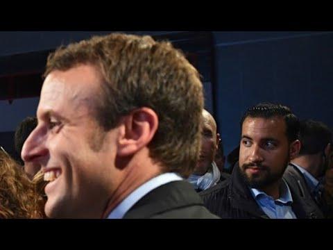فرنسا: النيابة العامة توجه تهمة استخدام العنف لمعاون ماكرون ألكسندر بينالا  - نشر قبل 32 دقيقة