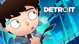 Nogla Plays - Detroit Become Human! (Part 1 Live)