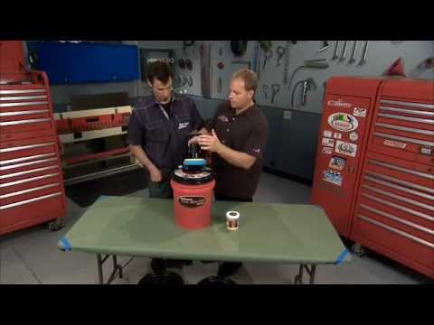 Cleaning Buffing Pads with the Grit Guard Universal Pad Washer with Mike Phillips and Bryan Fuller