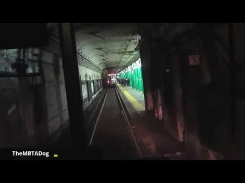 TheMBTADog: MBTA Green Line Central Subway Ride - Boylston & Tremont Street Subways