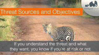 Travel Security Tip: Threat Sources and Objectives by Intelligent Travel