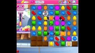 Candy Crush Saga Nivel 1158 completado en español sin boosters (level 1158)