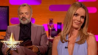Graham & Amanda Holden Argue Over Talking Dog - The Graham Norton Show