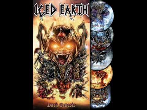 Iced Earth God Of Thunder High Audio Quality Youtube