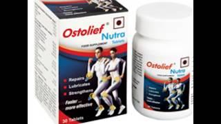 Charak Ostolief Nutra Tablets
