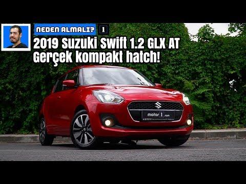 2019 Suzuki Swift 1.2 GLX AT   Gerçek Kompakt Hatch!   Neden Almalı?