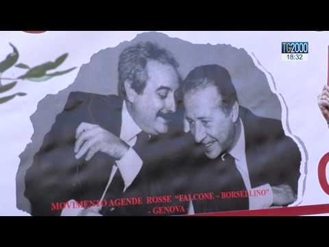 Borsellino, l'Italia ricorda la strage di Via D'Amelio e il giudice ucciso dalla mafia