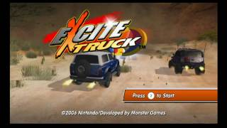 Excite Truck (Wii) - HQ Gameplay Part 2