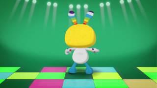 Baila el Robot Robi