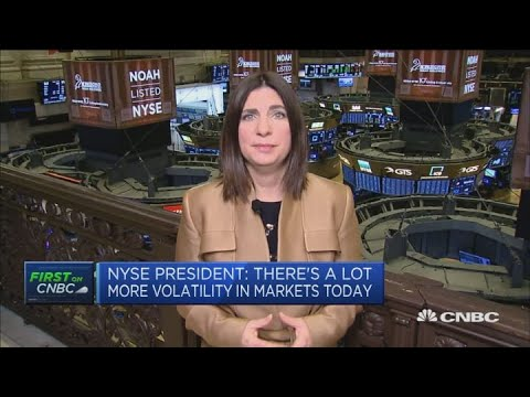 'It's been an incredibly busy 2020 for IPOs,' NYSE president says