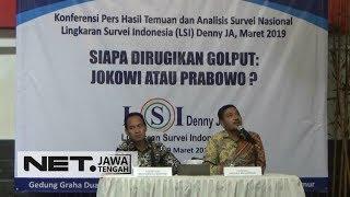Wah Gawat, Mendekati Pilpres 2019 Angka Golput Malah Meningkat! - NET JATENG