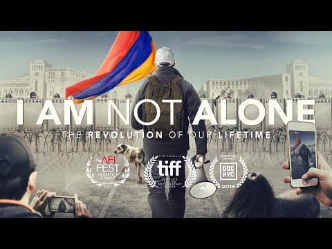 I Am Not Alone (2021) - Official Trailer