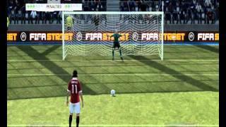 FIFA 12(DEMO) azioni e rigori