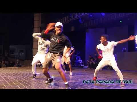 La Yorogang au Concert de Safarel Obiang Officiel