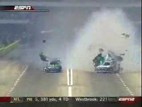 John Force Crash at Dallas -- Condition Summary