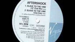 Aftershock- Slave To The Vibe (12' Club Mix) GARAGE CLASSIC