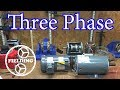 How Motors Work for Beginners (Episode 3); Three Phase Induction Motors: 034