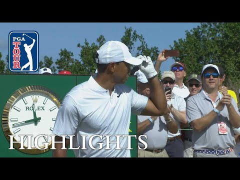 Tiger Woods extended highlights | Round 2 | Hero