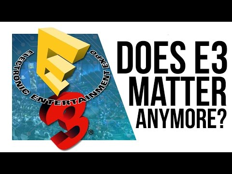 How important is E3 to ACTUAL GAMERS anymore?
