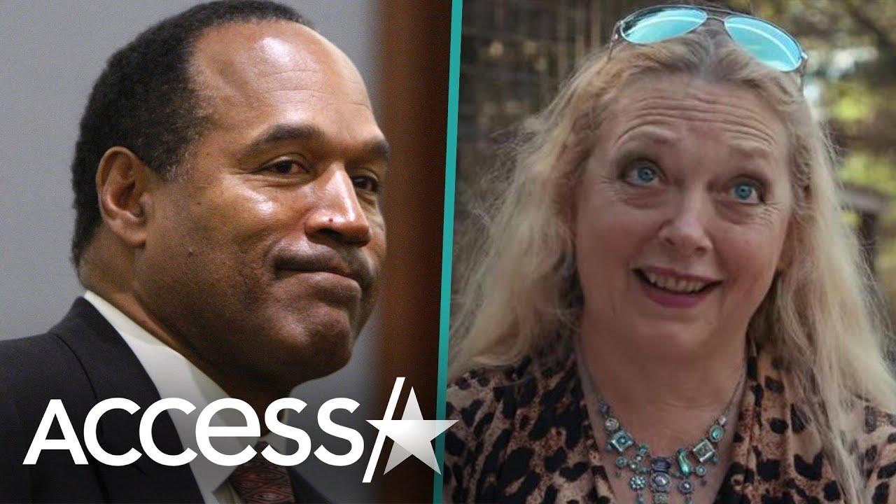 O.J. Simpson Thinks 'Tiger King' Star Carole Baskin's Husband Is 'Tiger Sashimi'