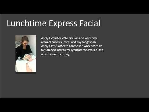 Flint+Flint Lunchtime Express Facial Protocol