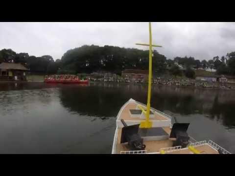 Peasholm Park Naval Battle : Short Edit