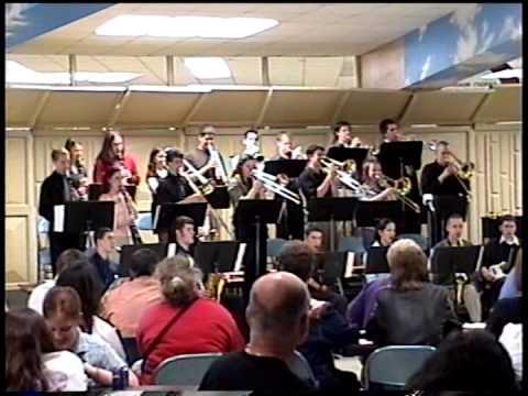 Jazz At West Concert 2001 - Maine West High School