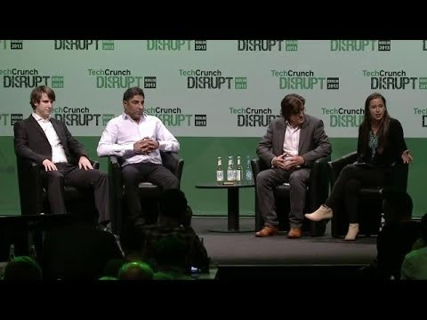 Is Bitcoin The New Euro? | Disrupt Europe 2013