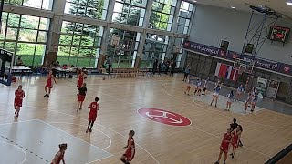 Dzień 3 - Mecz o 3 miejsce :  MLKS MOS Rzeszów - MUKS Poznań