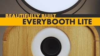 Beautifully Built Photo Booth | Everybooth Lite | Hertfordshire Video Production Company