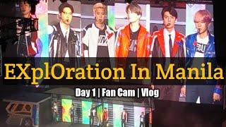 Download EXO 엑소 | EXplOration In Manila Day 1 | Full Concert | EXOPLANET #5 | FULL HD FANCAM | V4