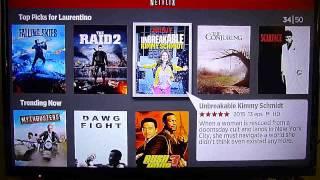 Netflix Australia en Roku